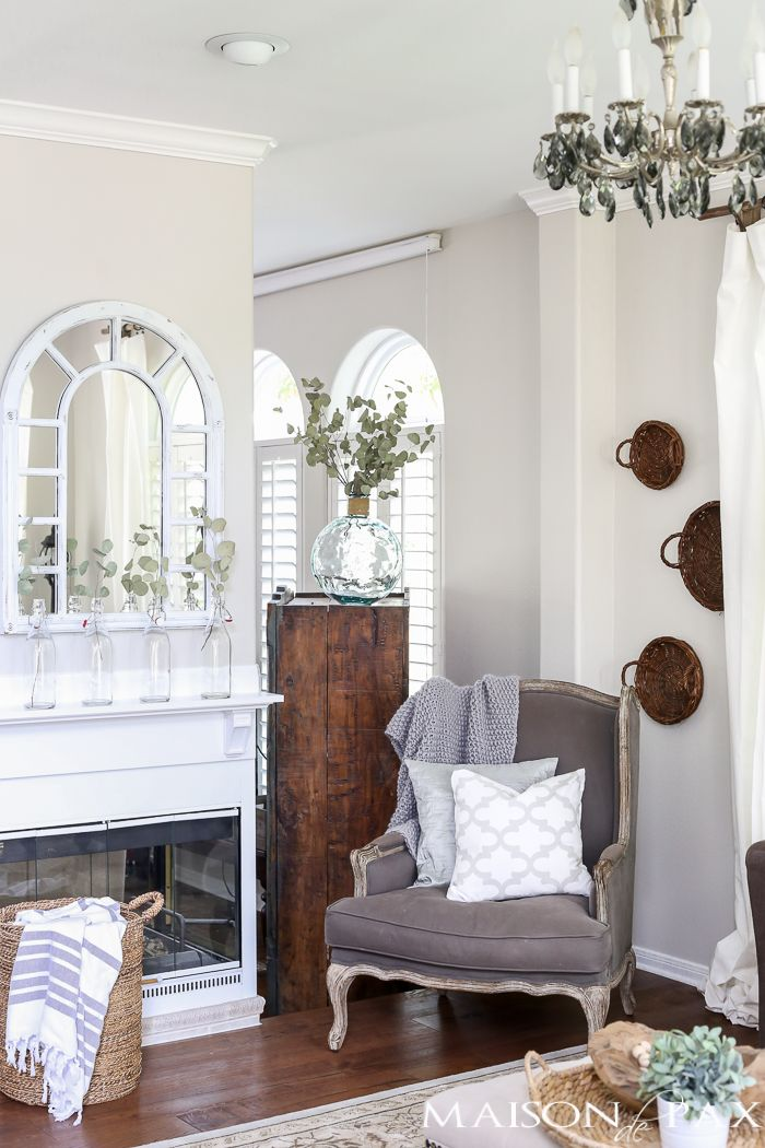 Summer decorating ideas home tour maison de pax