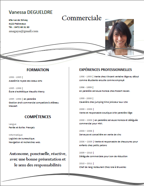 cv notaire exemple