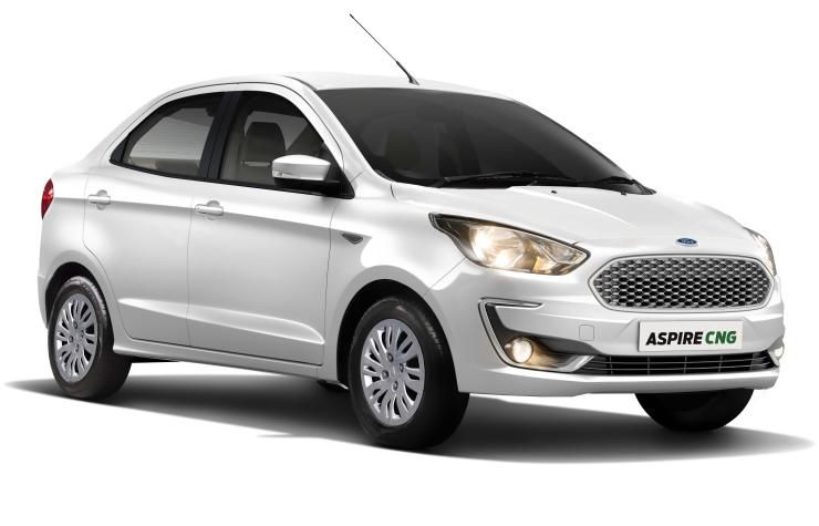 Ford Figo Aspire Cng Launched In India Car Ford Ford Ecosport