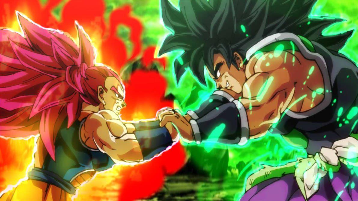 Dragon Ball Rr Ssgod Raditiz Vs Ikari Broly By Legendarysaiyangod20 On Deviantart Dragon Ball Super Art Dragon Ball Wallpapers Anime Dragon Ball Super
