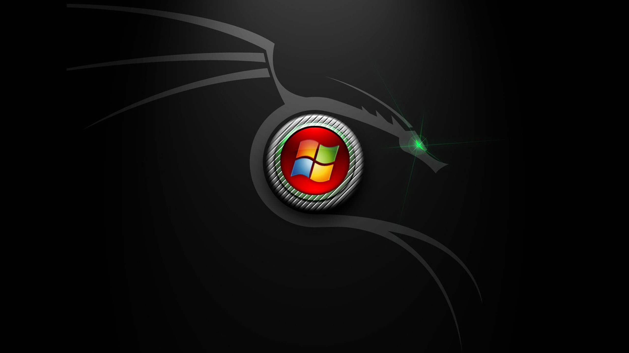 With Windows Logo