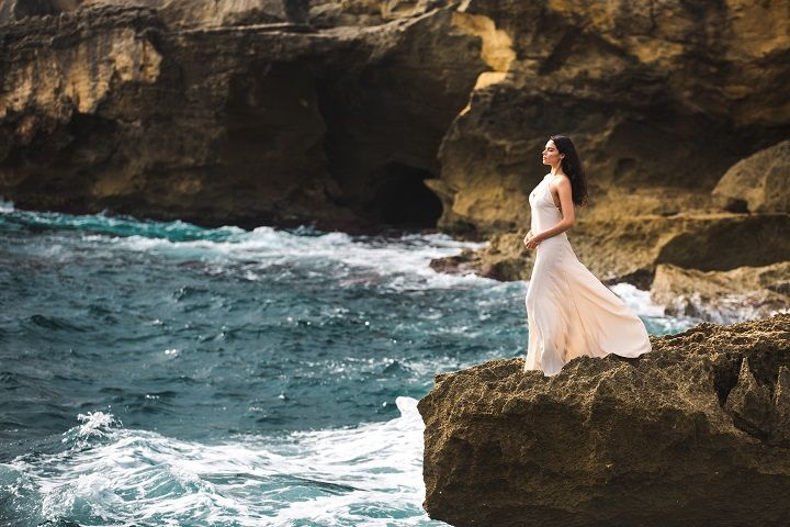 Destination Bridal Shoot In Italy | itakeyou.co.uk #wedding #destinationwedding #bridalshoot #weddingdress #weddinginspiration #styledshoot