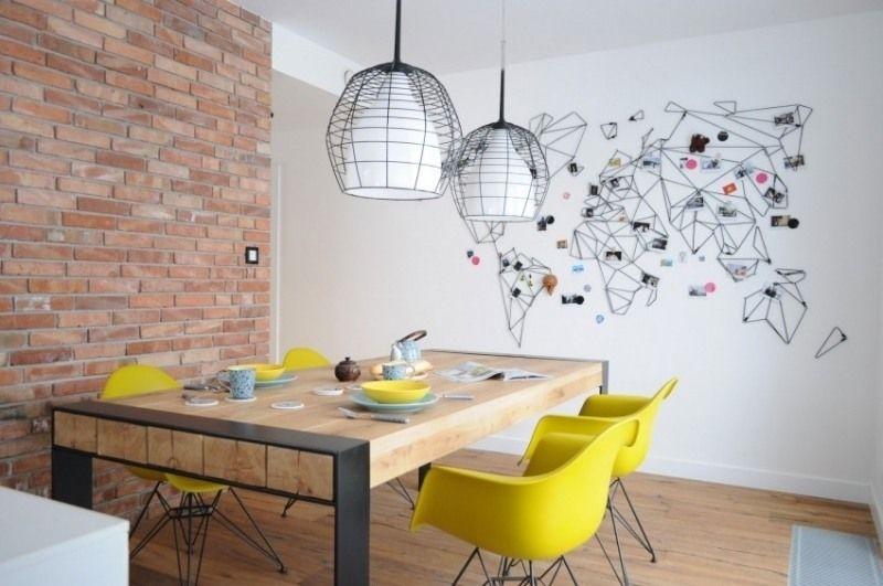 modern und gemütlich - ein sehr persönlich gestaltetes Esszimmer - esszimmer modern gemutlich