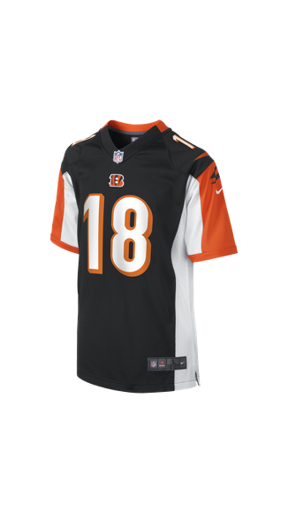 NFL Cincinnati Bengals (A.J. Green) Kids  Football Home Game Jersey- size  youth XL 974023a04