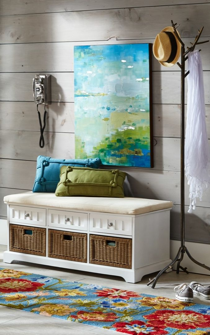 Ensure All Those Wayward Must Haves In Mudrooms And