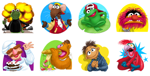 facebook stickers pack