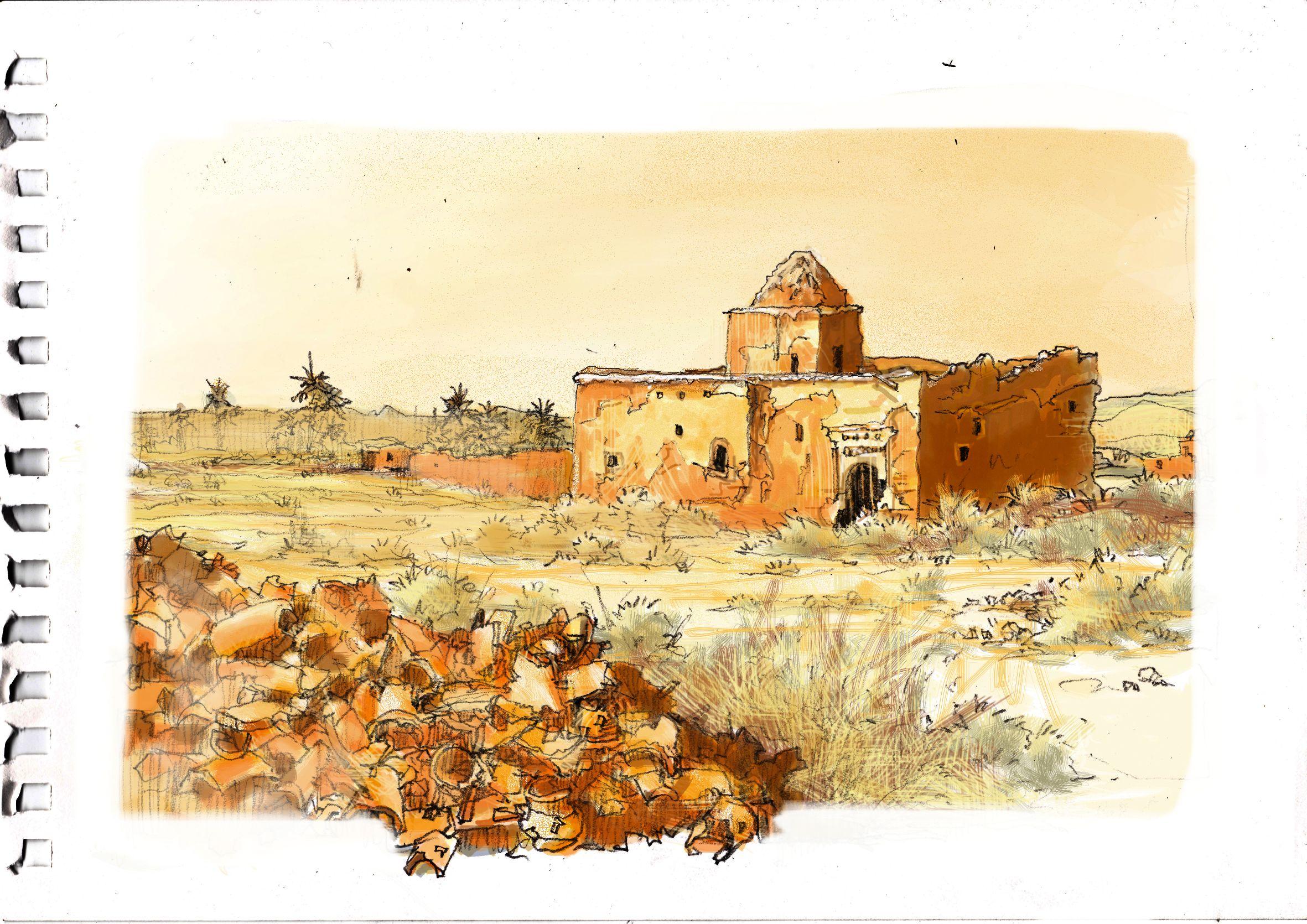 Lami G Rard Tinejdad (Maroc) Zaou A Abandonn E Et