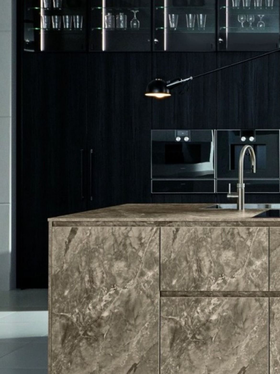 Pronorm Launches Luxury Laminates For Worksurfaces Kitchens Review Laminates Kitchen Reviews Laminate