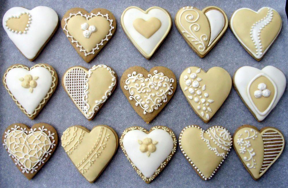 Wedding Cookies | Cookie Connection