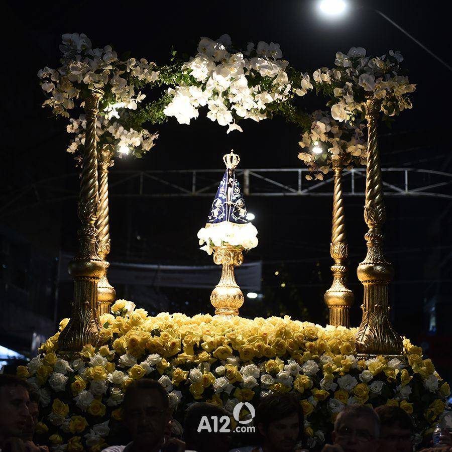 Carro Andor 2016 Procissao Solene Em Honra Nossa Senhora