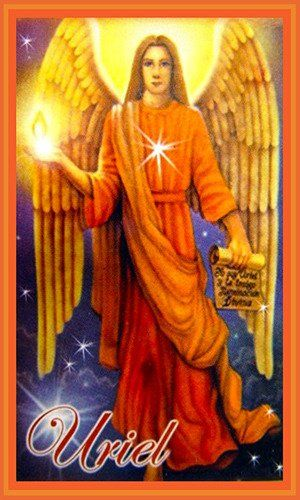 Resultado de imagen de arcangel uriel