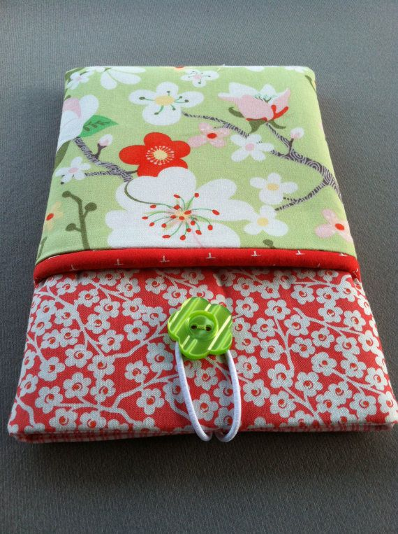 Kindle Fire Sleeve Kindle Fire Cover by MishTiffCreations on Etsy, $19.99