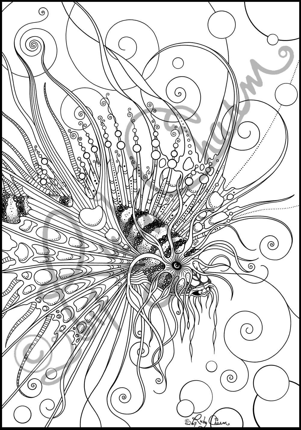 Pin On Lion Coloring Page