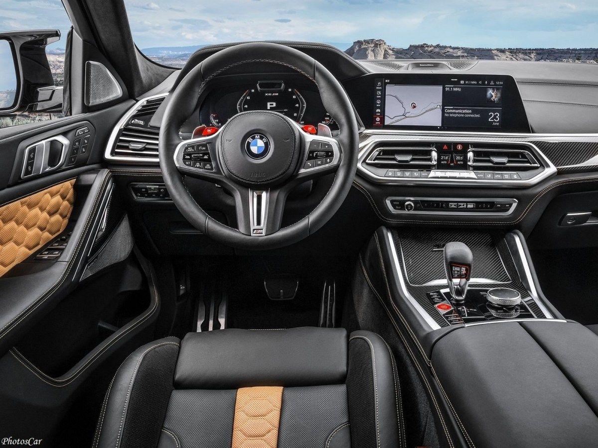 Bmw X6 M Competition 2020 Révèle Tout Son Potentiel Sportif Bmw X6 Bmw Interior Bmw X6 Black