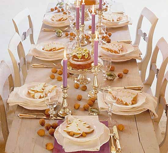 Fun Christmas Table Decorations: 16 Fun Ideas For New Years Eve Party And Beautiful Table