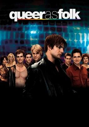 """""""Queer As Folk"""" (USA) TV Show on Showtime Network (2000 - 2005) --- The lives and loves of five gay men living in Pittsburgh provide the drama in this American edition of the acclaimed British series. Amid the usual ups and downs of relationships, the friends grapple with everything from health issues to politics."""