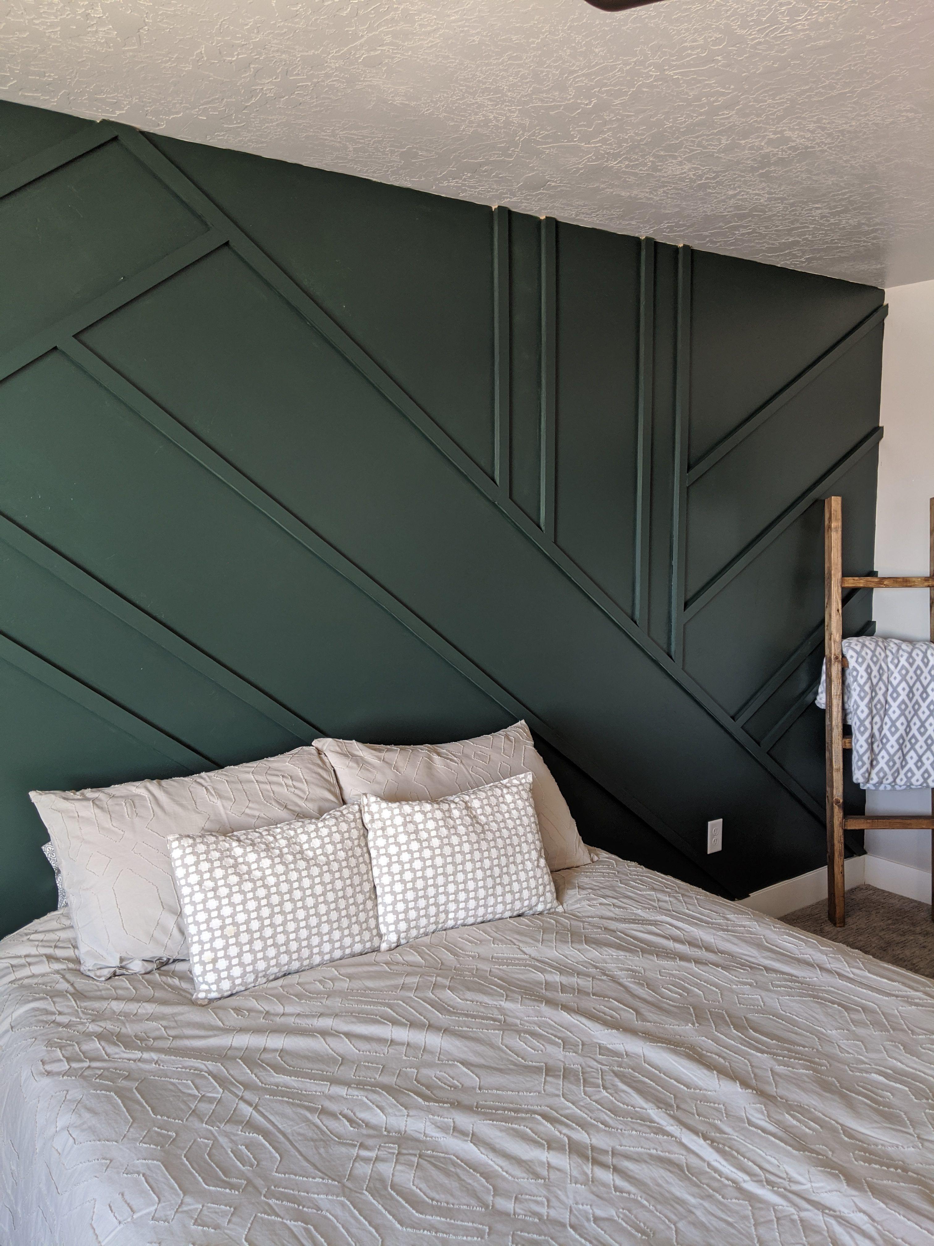 Modern Board and Batten Wall