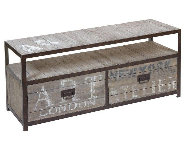Muebles de estilo industrial crea tu mueble estilo for Comprar mueble industrial