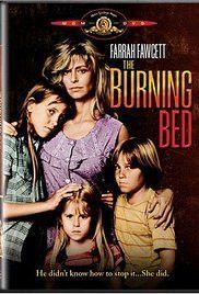 The Burning Bed Dvd Movie Lifetime Movies Farrah Fawcett Dvd Movies