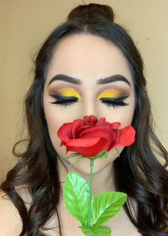 Photo of 20 Increíbles maquillajes para unirte al #Princess Challenge