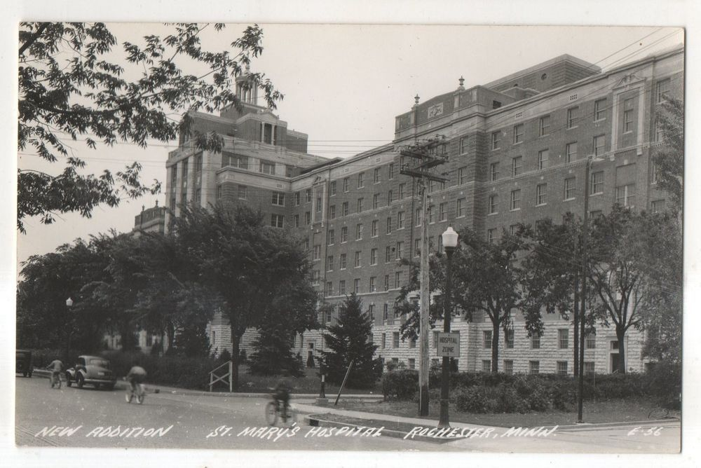RPPC St Marys Hospital New Addition, ROCHESTER MN Real