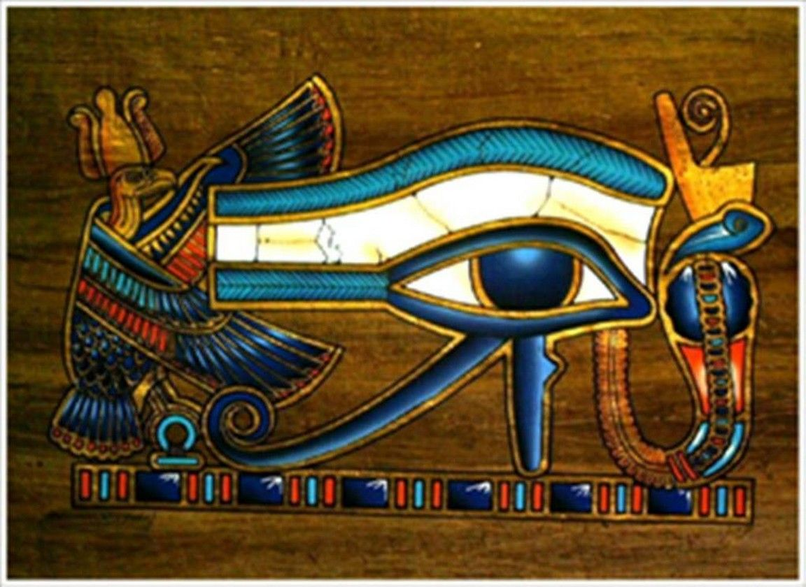 Horus Eye Symbol Of Protection Royal Power And Good Health Dioses Egipcios Antiguo Arte Egipcio Arte Del Antiguo Egipto