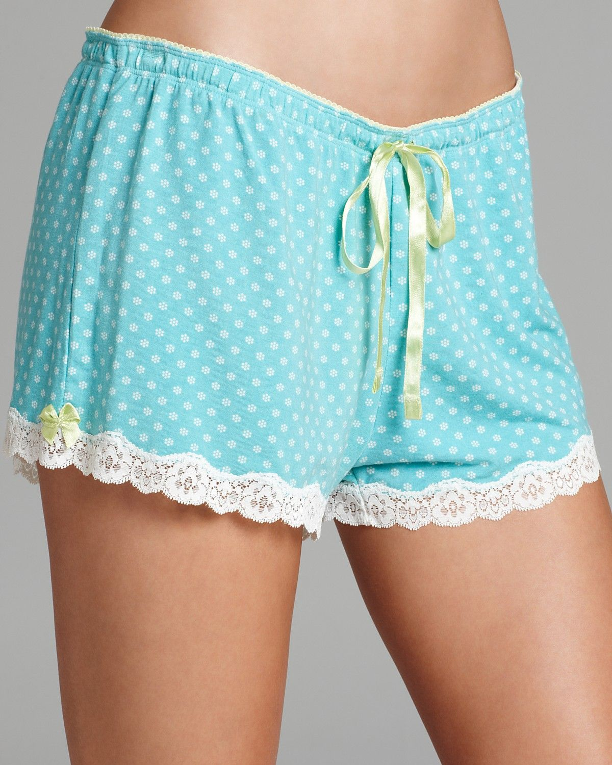 PJ Salvage Birds of Summer Pajama Shorts | JAM'N PAJAMAS ...