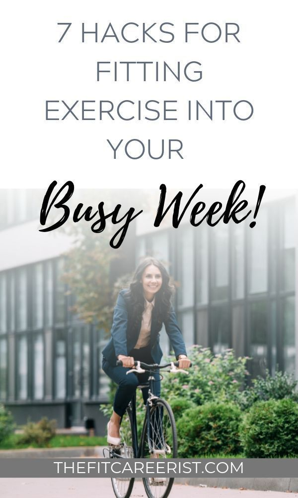 [ad_1]  Anyone can tell you that the key to getting healthy is to add exercise into your daily routi...