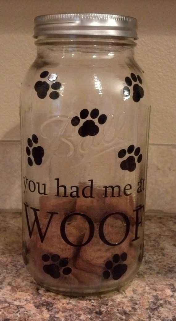 Ball Mason 1 2 Gallon Dog Treat Jar Mason Jar Crafts Diy Dog Treat Jar Mason Jar Diy