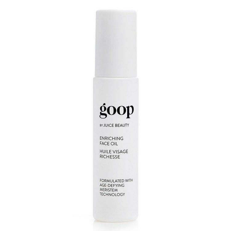 goop Enriching Face Oil | Facial oil, Juice beauty