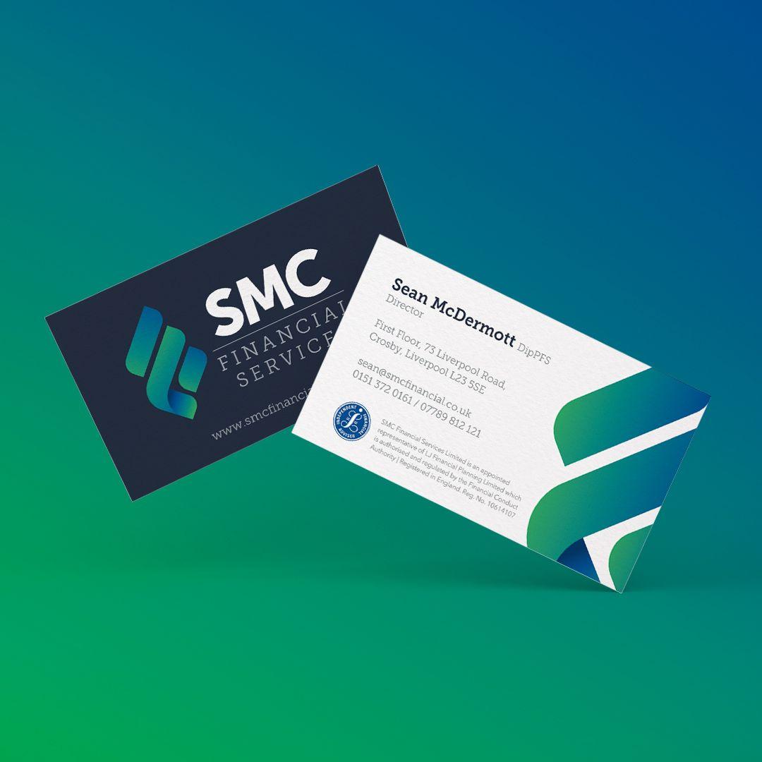 Smc Business Cards Branding Brand Identity Design Identity Design Inspiration