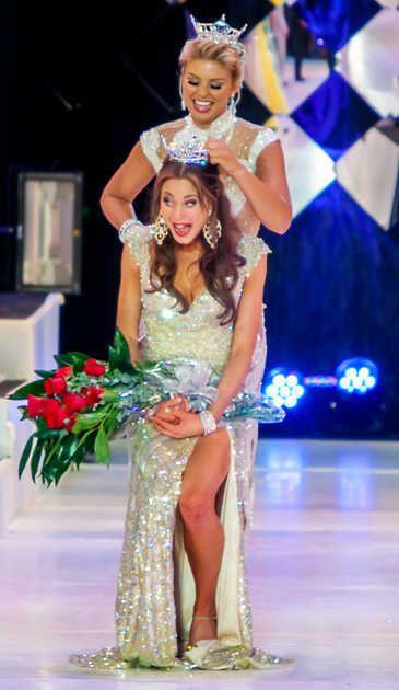 Miss South Carolina 2013 Brooke Mosteller