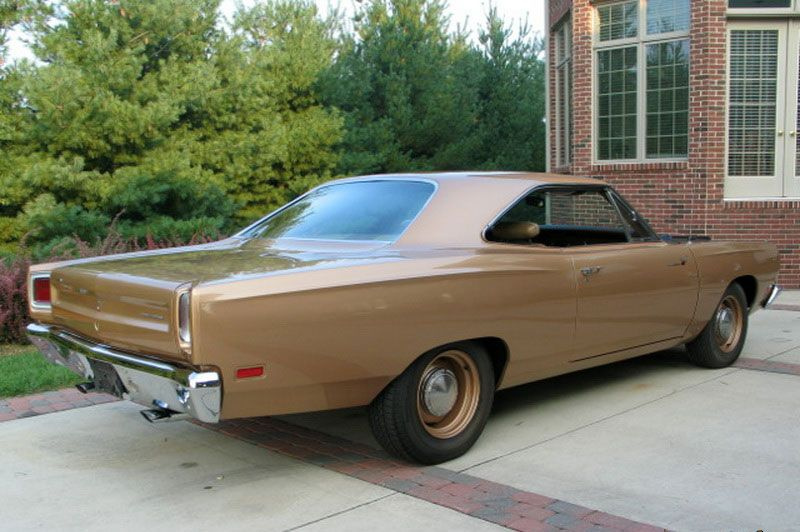 1960 Plymouth Road Runner
