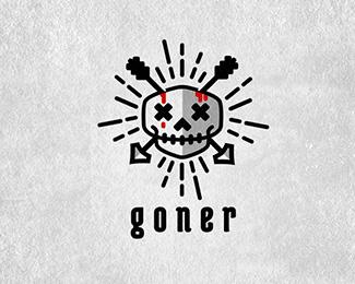 Logo Design: mais Caveiras