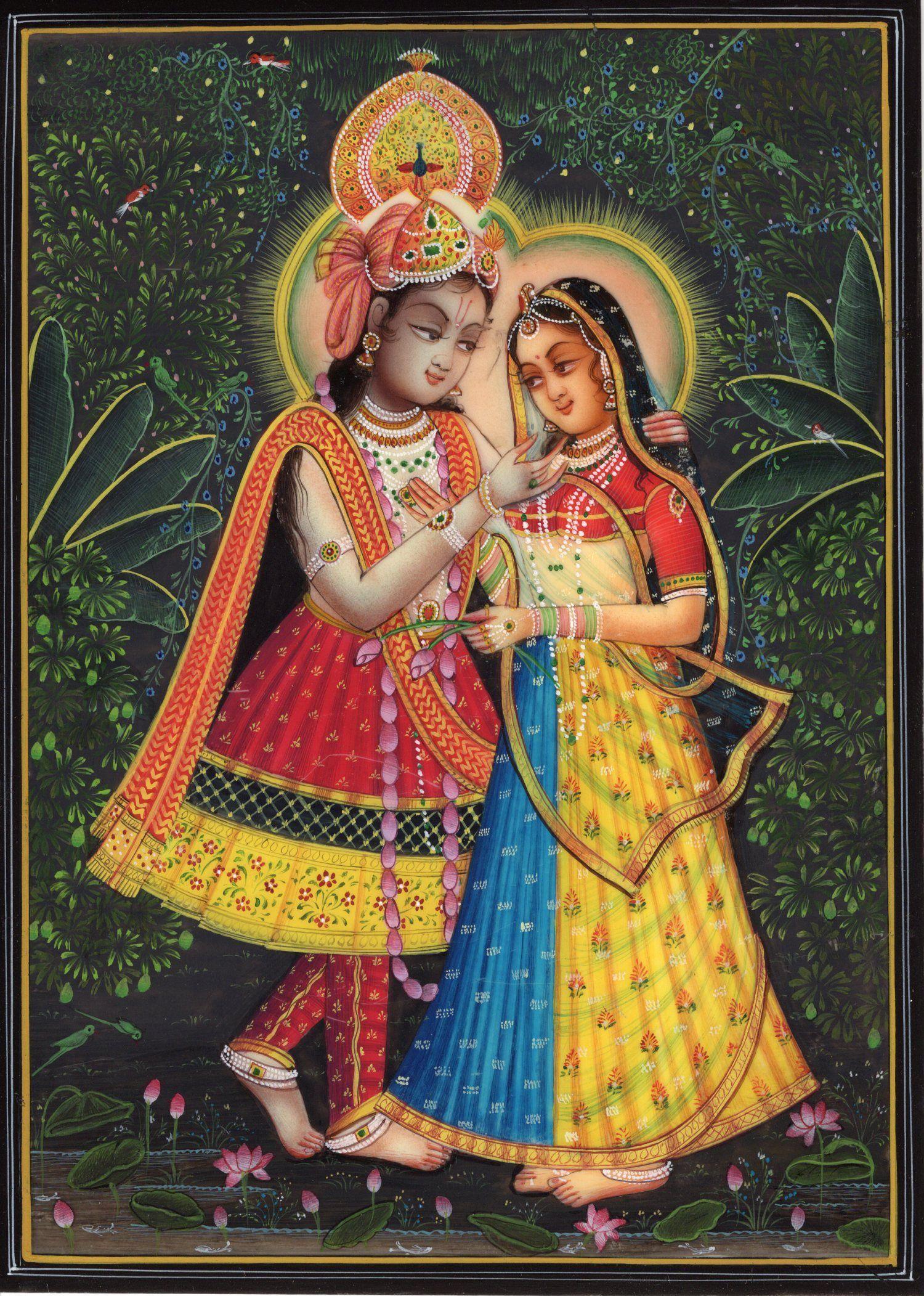 ArtnIndia | Hindu deities, Krishna radha, Krishna