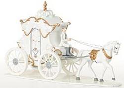 Cinderella Horse Carriage Cake Top