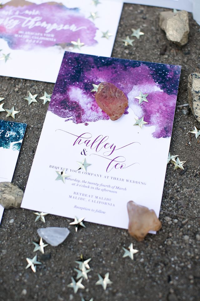 Celestial Wedding Ideas   I\'d Marry You Again   Pinterest