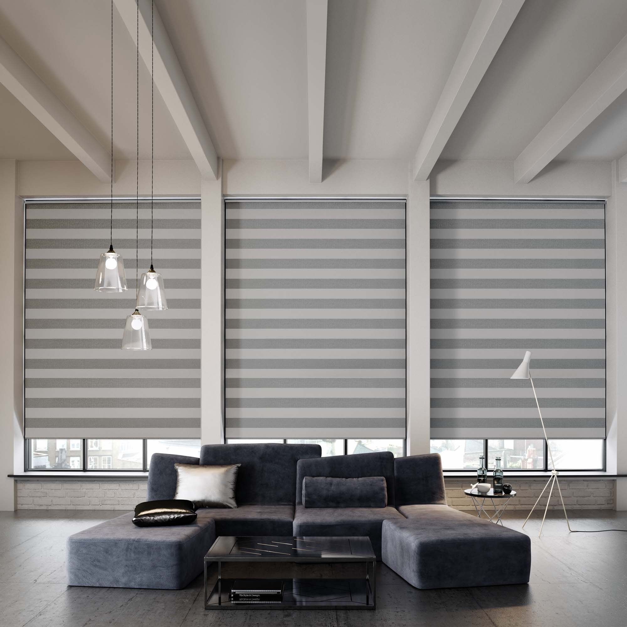Midas Shadow Roller Blind Curtains With Blinds Roller Blinds