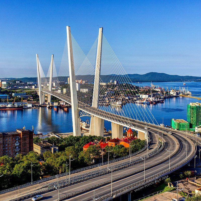 хорошо золотой мост владивосток фото желании можно отыскать