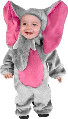 Toddler Grey Elephant Halloween Costume (Sz 2 4T) Halloween - halloween costume ideas boys