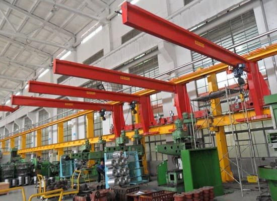 Wall Mounted Electric Jib Crane For Sale Http Ellsenjibcranes Com Electric Jib Crane Cranes For Sale Electricity Manufacturing