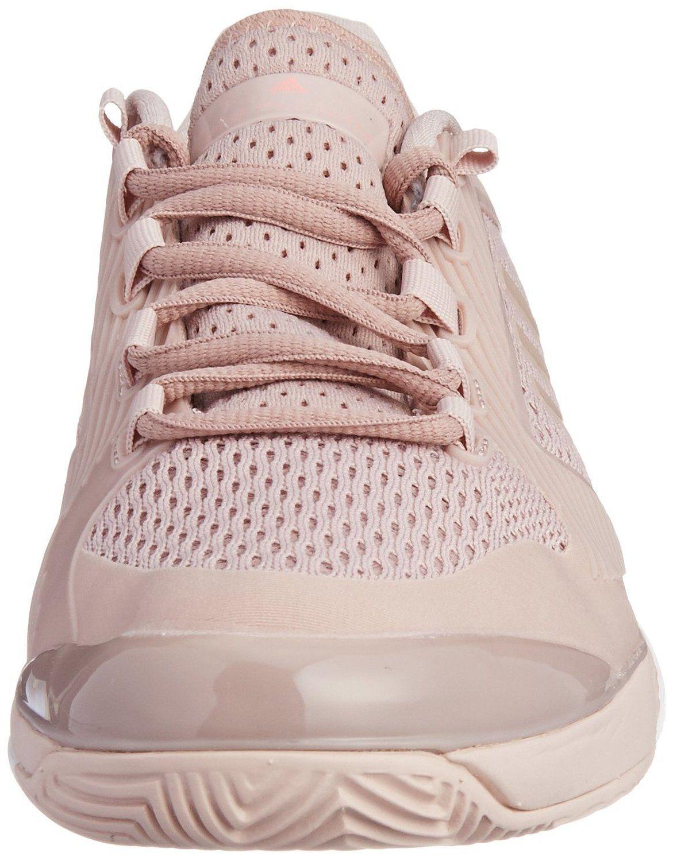 adidas Stella McCartney Barricade Ladies Tennis Shoe, Light Pink, UK8:  Amazon.co