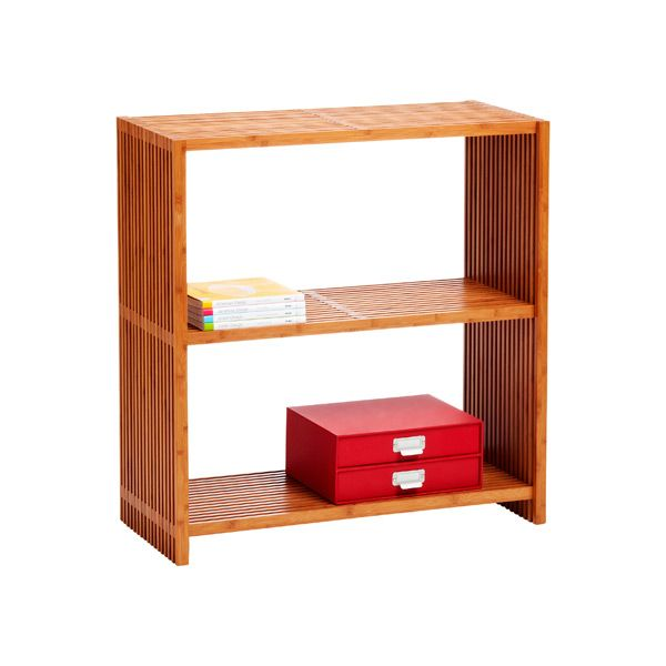 The Container Bamboo Clic Lines Bookcase