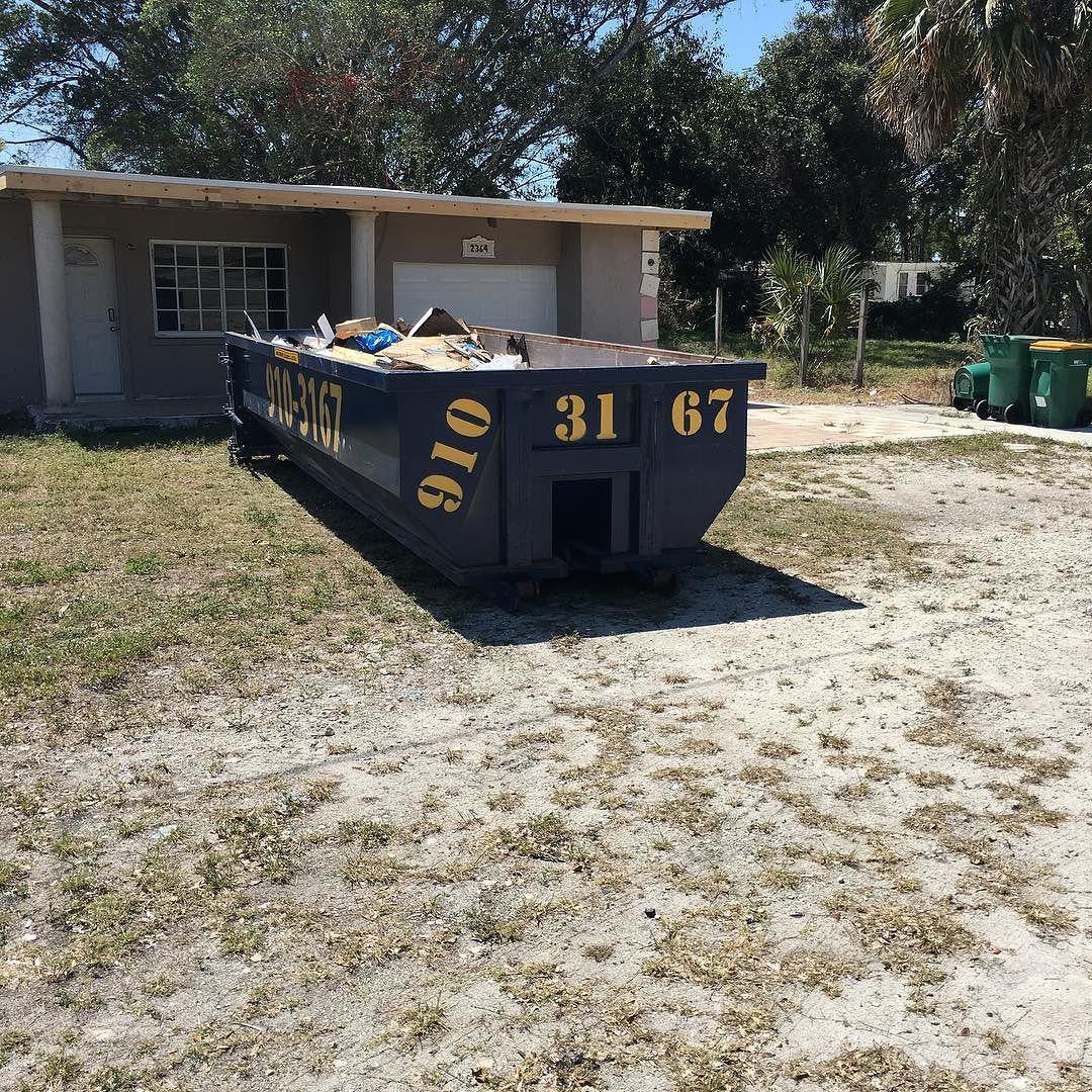 Blue 20 Yard Dumpster Easydumpster Dumpster Rental Yard Dumpster