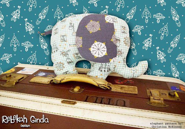 Rebekah Ginda Surface & Textile Design: 2. September 2013