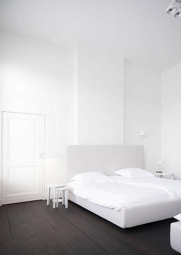 White Interiors Interior Design Ideas Bedroom Design Styles