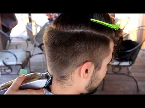 Disconnected Undercut Haircut Best Mens Haircuts Youtube