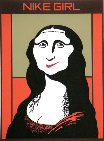 dab6ef383f211 contemporary Cuban art | Ad Designs | Mona lisa parody, Mona lisa ...