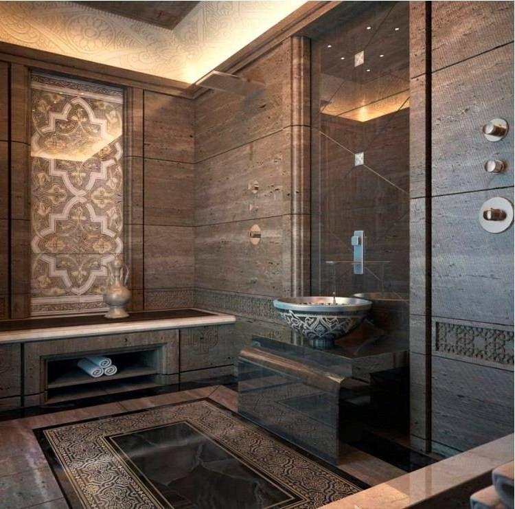 Salle De Bain Moderne Maroc Carrelage Salle De Bain Carelage