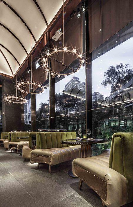 Restaurant and Bar Design Awards Pinterest Bar design
